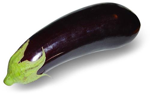 Verge aubergine