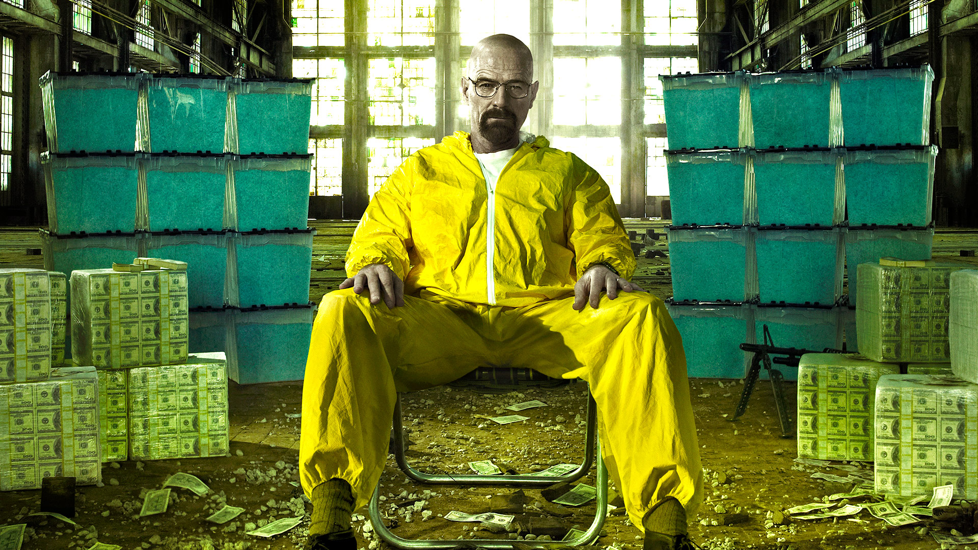 Breaking Bad et la chimie