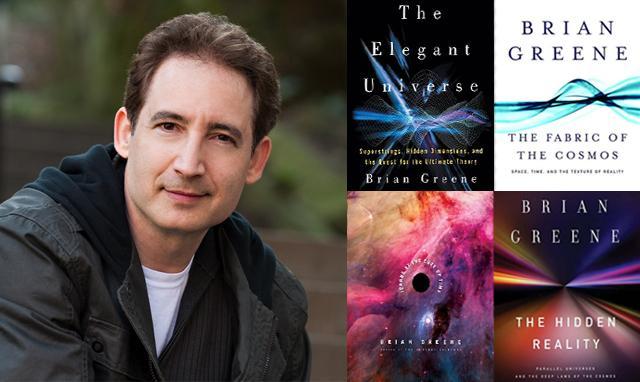 Le physicien Brian Greene