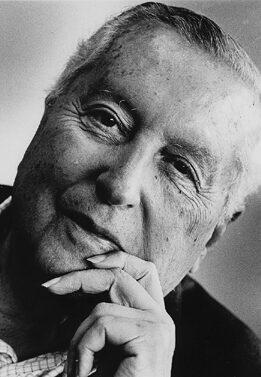 Ilya Prigogine, prix Nobel de chimie 1977
