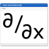 """<strong><span style=&#39;font-size:144%&#39;> <a href=""""http://www.vulgarisation-scientifique.com/wiki/Outils.Dériver une fonction"""" style=""""color: black;"""" >Application : Dériver une fonction </a> </span></strong> <br clear=&#39;all&#39; /><br clear=&#39;all&#39; />Dérivez n&#39;importe quelle fonction par rapport à l&#39;une de ses variables. <br clear=&#39;all&#39; /> &nbsp; &nbsp; &nbsp; &nbsp; &nbsp; &nbsp; &nbsp; &nbsp; &nbsp; &nbsp; &nbsp; &nbsp; &nbsp; &nbsp; &nbsp; &nbsp; &nbsp; &nbsp; &nbsp; &nbsp; &nbsp; &nbsp; &nbsp; &nbsp;  <a href=""""http://www.vulgarisation-scientifique.com/wiki/Outils.Dériver une fonction"""" style=""""color: black;font-weight: bold;"""" > Utiliser l&#39;application</a>"""