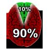 Idée reçue : Vous n'utilisez qu'une fraction de votre cerveau