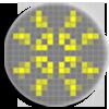 """<strong><span style=&#39;font-size:144%&#39;> <a href=""""http://www.vulgarisation-scientifique.com/wiki/Animations.Jeu de la vie"""" style=""""color: black;"""" >Animation : Jeu de la vie </a> </span></strong> <br clear=&#39;all&#39; /><br clear=&#39;all&#39; />Version interactive de l&#39;automate cellulaire imaginé par John Horton Conway <br clear=&#39;all&#39; /> &nbsp; &nbsp; &nbsp; &nbsp; &nbsp; &nbsp; &nbsp; &nbsp; &nbsp; &nbsp; &nbsp; &nbsp; &nbsp; &nbsp; &nbsp; &nbsp; &nbsp; &nbsp; &nbsp; &nbsp; &nbsp; &nbsp; &nbsp; &nbsp; &nbsp; &nbsp; &nbsp; &nbsp;  <a href=""""http://www.vulgarisation-scientifique.com/wiki/Animations.Jeu de la vie"""" style=""""color: black;font-weight: bold;"""" > Voir l&#39;animation</a>"""
