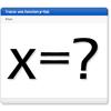 """<strong><span style='font-size:144%'> <a href=""""http://www.vulgarisation-scientifique.com/wiki/Outils.Résoudre une équation"""" style=""""color: black;"""" >Application : Résoudre une équation </a> </span></strong> <br clear='all' /><br clear='all' />Résolvez des équation et des inéquations en un clin d'œil ! <br clear='all' />                          <a href=""""http://www.vulgarisation-scientifique.com/wiki/Outils.Résoudre une équation"""" style=""""color: black;font-weight: bold;"""" > Utiliser l'application</a>"""