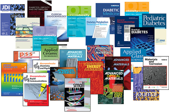 Publications scientifiques en anglais