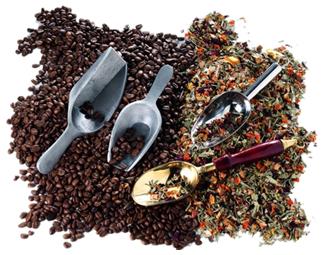 Thé, café et caféine
